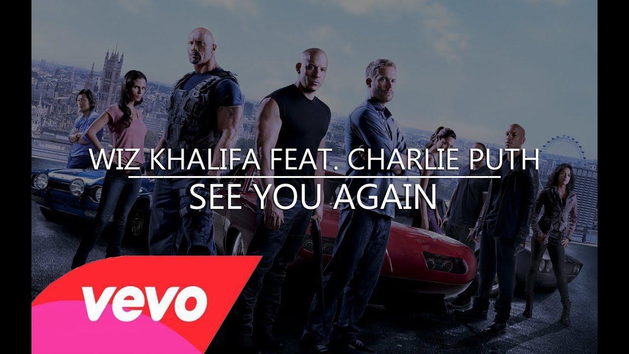 Soundtrack dan kasetnya di Toko Terdekat Maupun di  iTunes atau Amazon secara legal download lagu mp3 Download Mp3 Charlie Puth Feat Wiz Khalifa