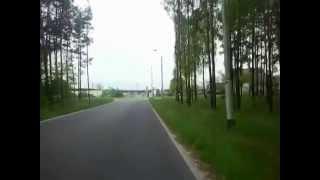 Linia 91 Bydgoszcz kierunek Błonie