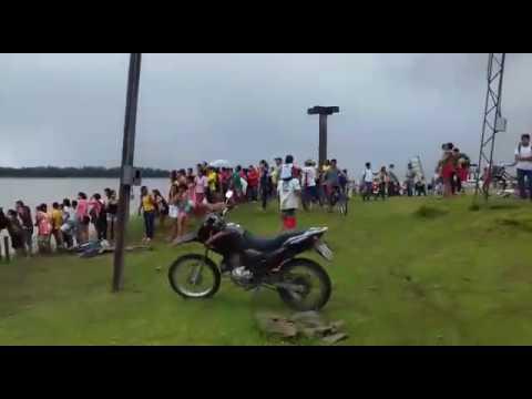 NO RIO MADEIRA LANCHA COLIDE COM BALSA E HÁ PESSOAS DESAPARECIDAS