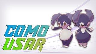Indeedee  - (Pokémon) - COMO USAR INDEEDEE! | Pokémon Sword & Shield Competitivo