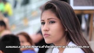 preview picture of video 'Color CF Mérida vs Celaya FC J7 AP2014'