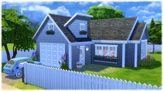 The Sims 4: Speed Build // ITEM RECOLOR HOUSE + CC Links