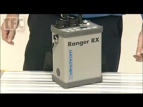 The Elinchrom Ranger Battery Flash System