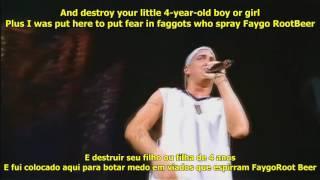Eminem - Marshall Mathers (Lyrics/Legendado)