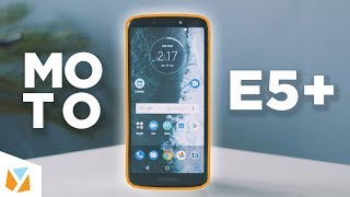 Motorola Moto E5 Plus Review
