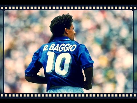 Roberto Baggio - 27 goals for Italy (1988 - 1999)