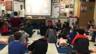 CPR CLASS NOHS