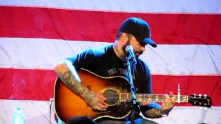 "Aaron Lewis (cover) Joe Nichols - ""Who Are You When I'm Not Looking"""