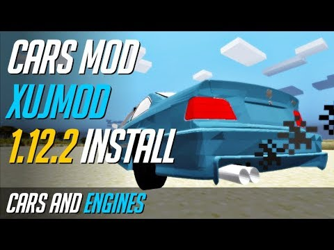 CARS MOD 1.12.2 minecraft - how to download and install Cars mod 1.12.2 [xujmod] (with forge)