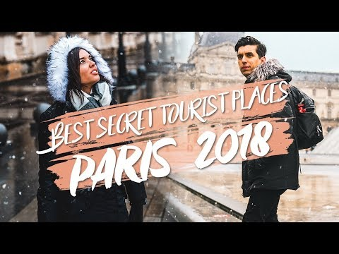 Best Secret Tourists Places in Paris 2018 Travel Vlog