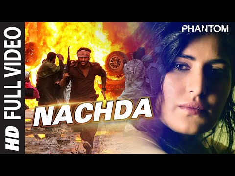Nachda Phantom  Saif Ali Khan Katrina Kaif