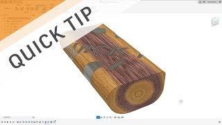 QUICK TIP: Rectangular Wrap