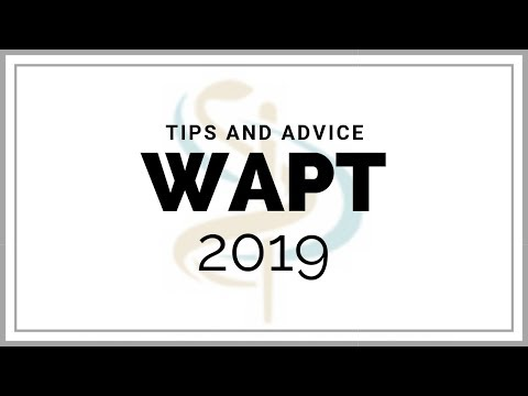 Wits WAPT 2019 – Tips and Advice!
