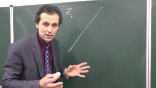 Геометрия. Урок 1 - определения. Точка и прямая. Основные геометрические фигуры.