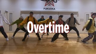 OverTime – Chris Brown  SHUN Choreography