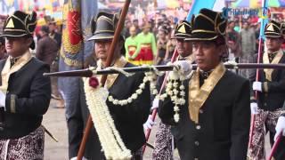 Upacara Nuansa Adat Jawa Dalam Rangka HUT Ke-99 Kabupaten Sleman