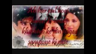 Dil Mil gaye song with lyrics YouTube - YouTube