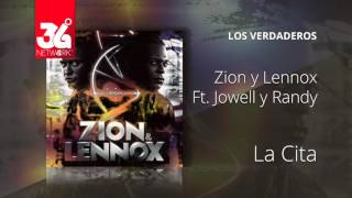La Cita (Audio) - Zion y Lennox (Video)
