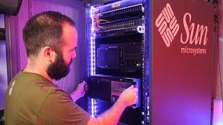 Building a Homelab Server Rack