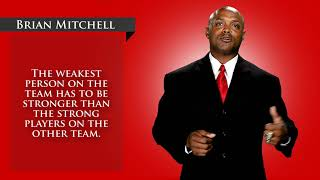 Brian Mitchell on Working as a Team to Achieve Success