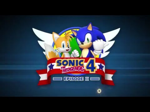 Please Do Not Get Excited Over This Sonic 4: Episode 2 Footage
