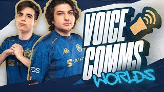 « You need to fall before coming back », Voicecomms des MAD Lions - Worlds 2021 / Week 1