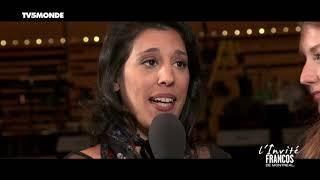 Sophie CADIEUX Ines TALBI Fanny BLOOM aux Francos « La Renarde, sur les traces de Pauline Julien»