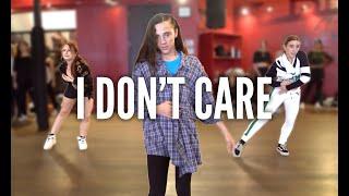 ED SHEERAN & JUSTIN BIEBER   I Don't Care | Kyle Hanagami Choreographer