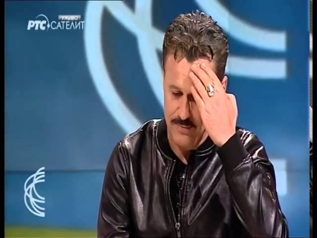 Jack Dimich in a talkshow: SERBIA ON LINE (SRBIJA NA VEZI) on Serbian National Television (RTS)