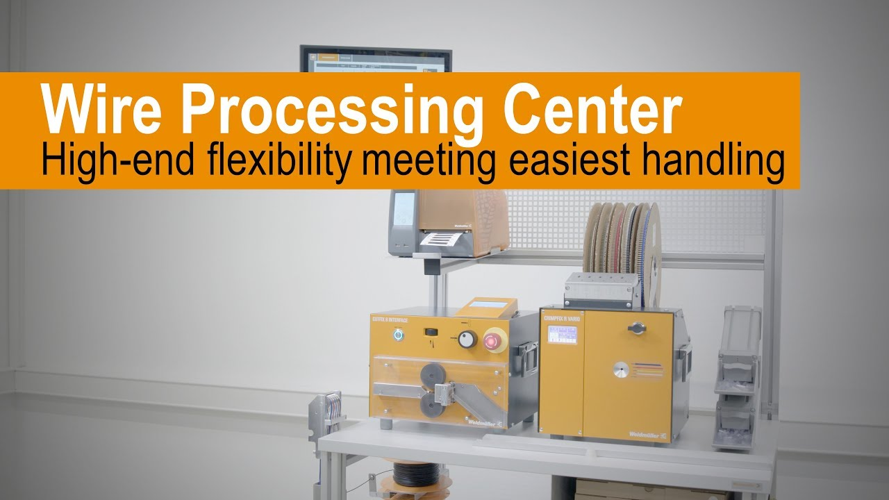 Handling Wire Processing Center (WPC)