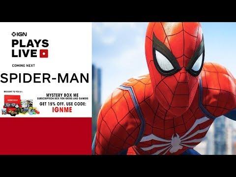 بث لعبة Spider Man مع إسلام وجيف أواي على اللعبة وأكثر