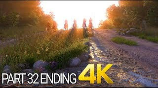Kingdom Come Deliverance 4K Gameplay Walkthrough Part 32 ENDING ULTRA HD