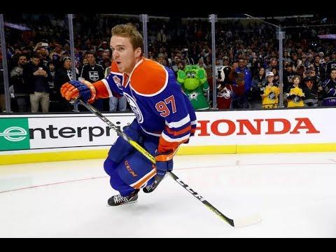 2018 NHL All-Star Skills Competition | NHL's Fastest Skater | Full Highlights