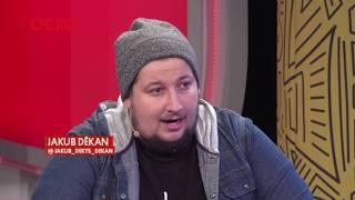 Jakub Děkan v Mixxxer show! Sleduj celý díl s Natálkou Kotkovou a Ondrou Urbanem!