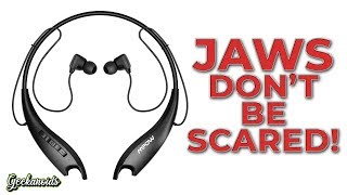 Mpow JAWS Gen-5 Bluetooth Headset Review