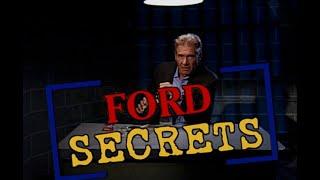Celebrity Secrets: Harrison Ford Edition   Late Night With Conan O'Brien