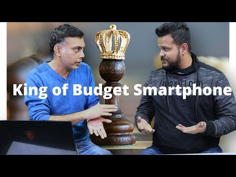 Who is the budget king of smartphones in 2019?