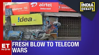 Telecom Tariff War: Jio Strikes With New Tariff Plan | India Development Debate  IMAGES, GIF, ANIMATED GIF, WALLPAPER, STICKER FOR WHATSAPP & FACEBOOK