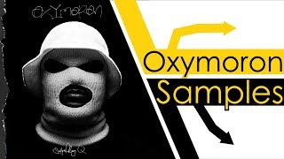 Every Sample From ScHoolboy Q's Oxymoron
