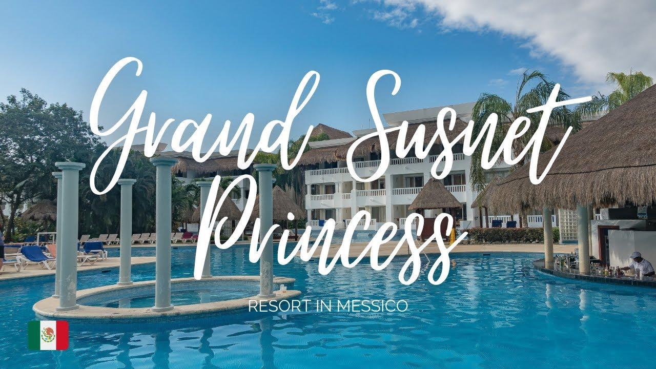 Gran Sunset Princess, Playa del Carmen – Messico 🇲🇽 Hyperlapse