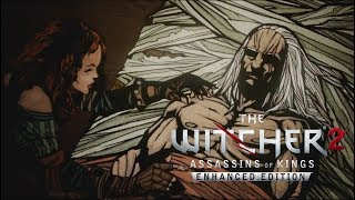 Witcher 2 animated memories and cutscenes