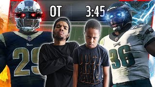 HANDS DOWN THE BEST GAME OF THE YEAR! CRAZY OT THRILLER! - MUT Wars Season 2 Ep.24