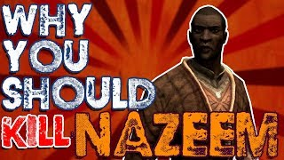 Why You Should Kill Nazeem? | Hardest Decisions in Skyrim | Elder Scrolls Lore