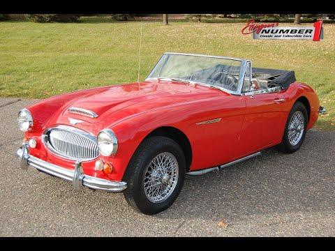 1967 Austin-Healey BJ8 (CC-1354464) for sale in Rogers, Minnesota