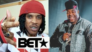 Vybz Kartel Is The GENERAL!!  ADDI Gets Shout OUT From BET and BustaRymes | Marlon Interview With ER