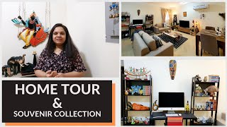 Our Home Tour | 2 BHK Rented Apartment In Qatar | Indian Home Tour | Home Tour 2020 |
