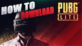 how to download pubg lite pc vpn - TH-Clip