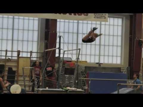 Hamline University Gymnastics Montage 2012