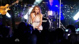 The Story of Us - Taylor Swift (full live performance 2010)