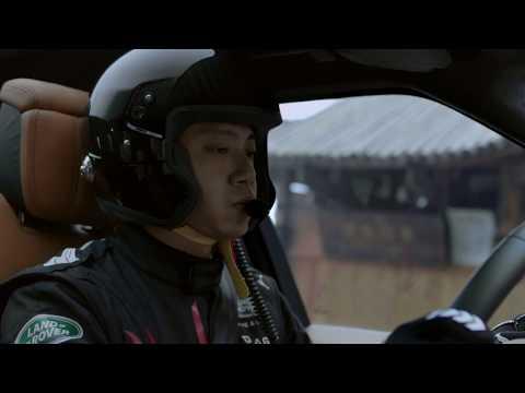 New Range Rover Sport   Racing Tianmen Mountain   Land Rover USA